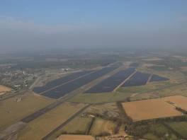 Anglia farma fotowoltaiczna