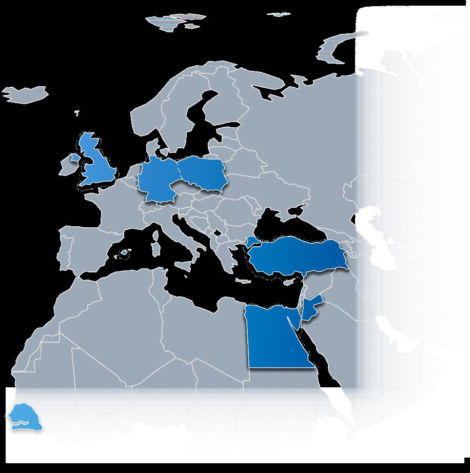 mapa realizacji netcable
